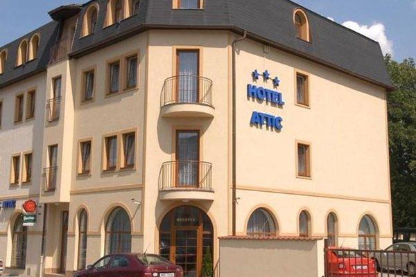 Attic Hotel - фото 23