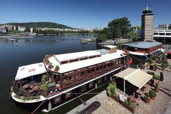 Boat Hotel Matylda - 18