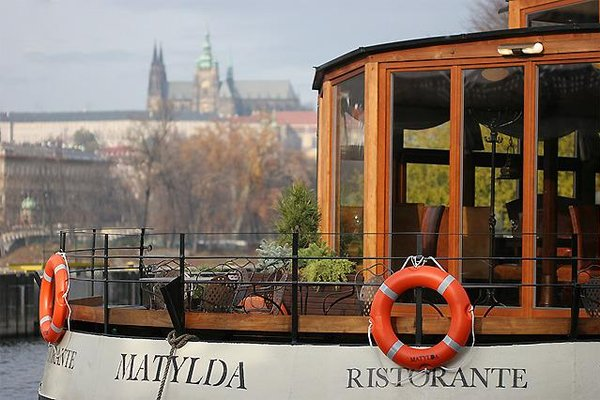 Boat Hotel Matylda - 23