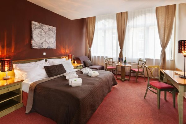 Hotel Augustus et Otto - фото 3