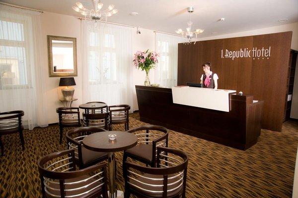 1. Republic Hotel - фото 19