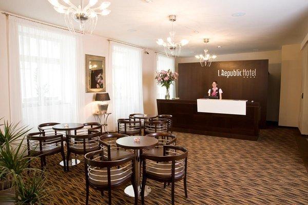 1. Republic Hotel - фото 20