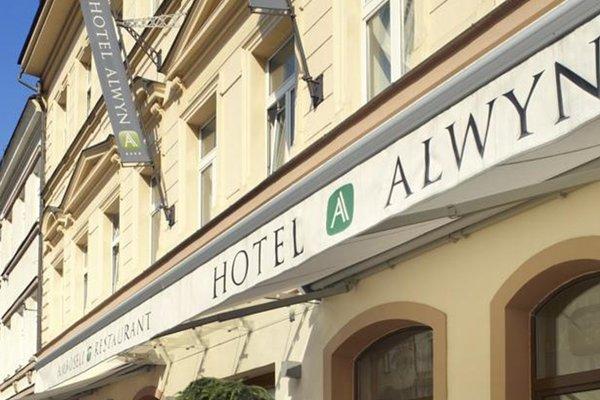Hotel Alwyn - фото 21