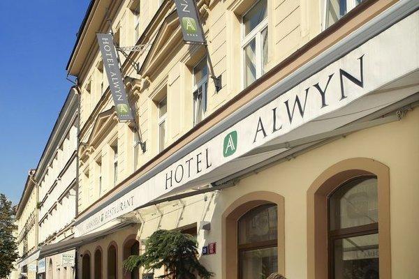 Hotel Alwyn - фото 23