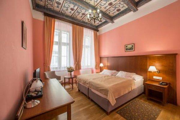 Hotel Cerny Slon - фото 34
