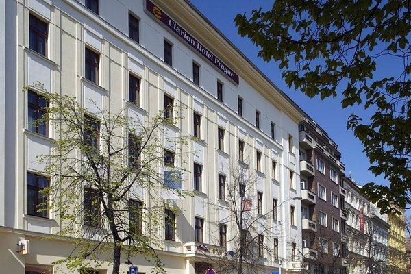 Clarion Hotel Prague City - фото 22