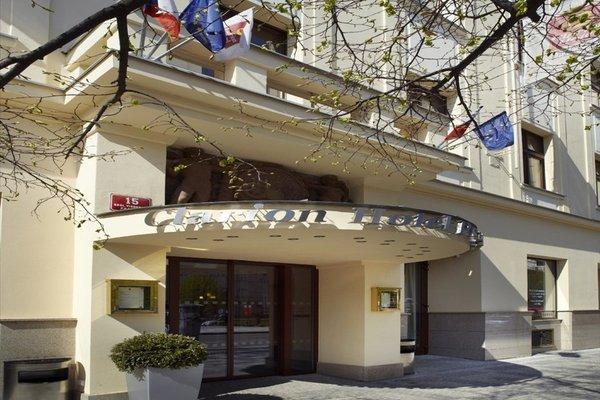 Clarion Hotel Prague City - фото 23