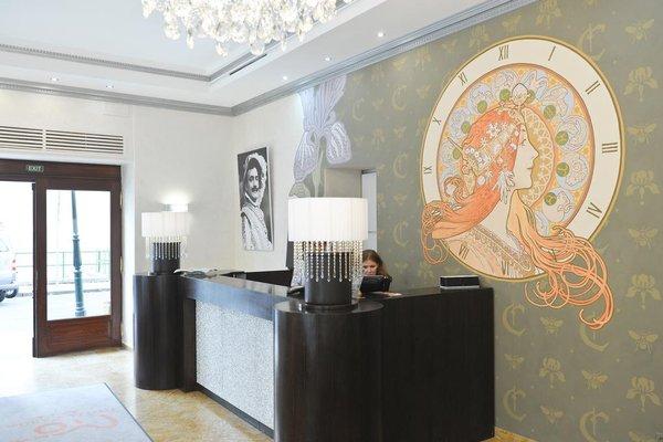 Myo Hotel Caruso - фото 18