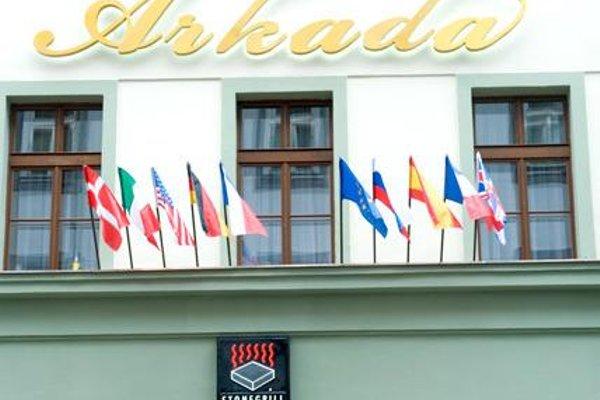 Arkada Hotel Praha - фото 23
