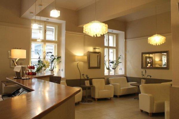 Отель Unitas - фото 19