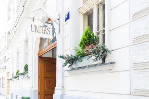 Отель Unitas - фото 20