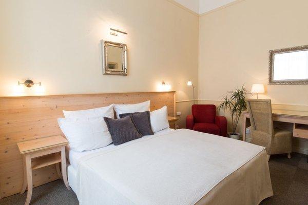 Отель Unitas - фото 3