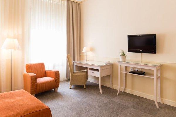 Отель Unitas - фото 6
