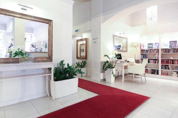 Отель Unitas - фото 8