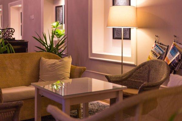 Отель Unitas - фото 9