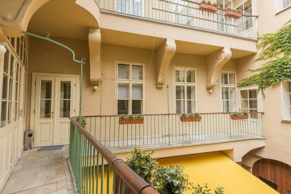 Bohemia Apartments Prague Centre - фото 22