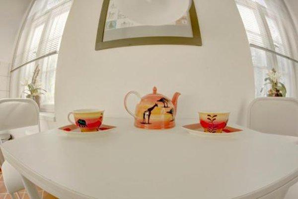 Ferienwohnung an der Schelfkirche - фото 15