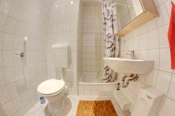 Ferienwohnung an der Schelfkirche - фото 22