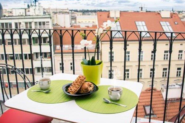 Prague Center Apartments & Hostel - фото 21