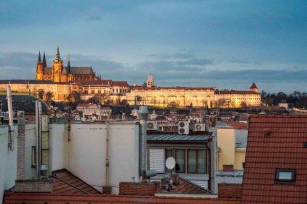 Prague Center Apartments & Hostel - фото 23