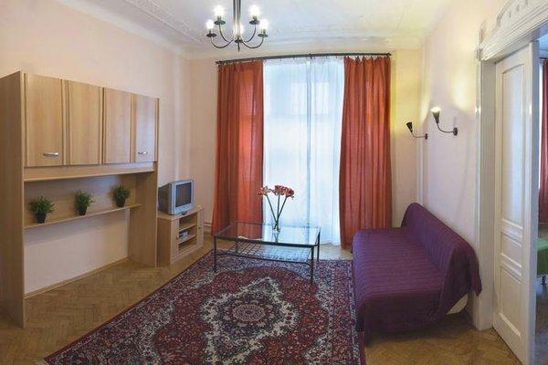 Prague Center Apartments & Hostel - фото 6