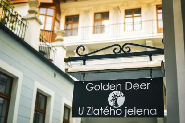Hotel U Zlateho jelena - фото 23