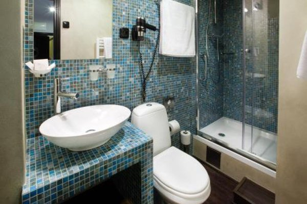 Design Hotel Jewel Prague - фото 10
