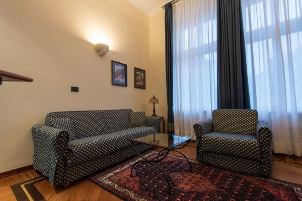 Апарт-отель Residence Jecna - фото 6
