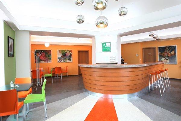 Апарт-отель Alea - фото 17