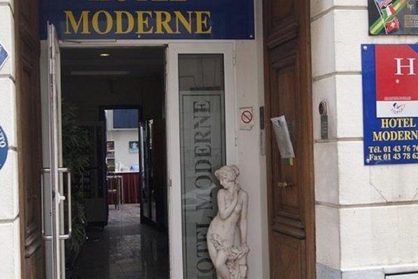 Hotel Moderne - фото 23