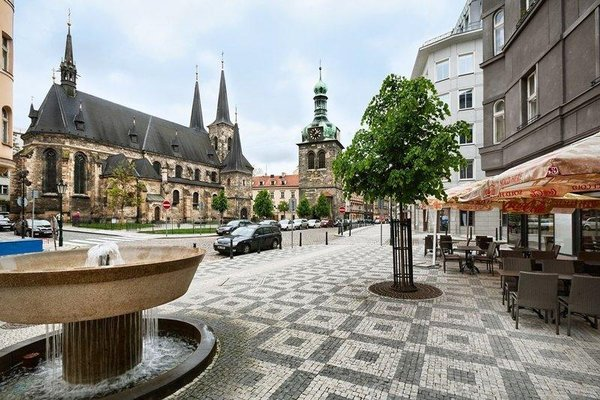 Oasis Prague Apartments - фото 21