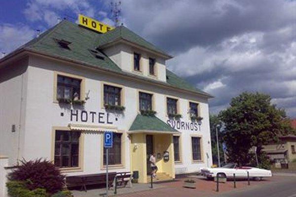 Hotel Svornost - 23