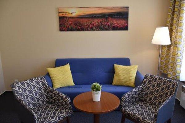 Aparthotel Austria Suites - фото 10