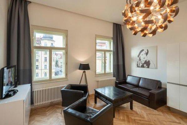 Dusni Apartments - фото 12