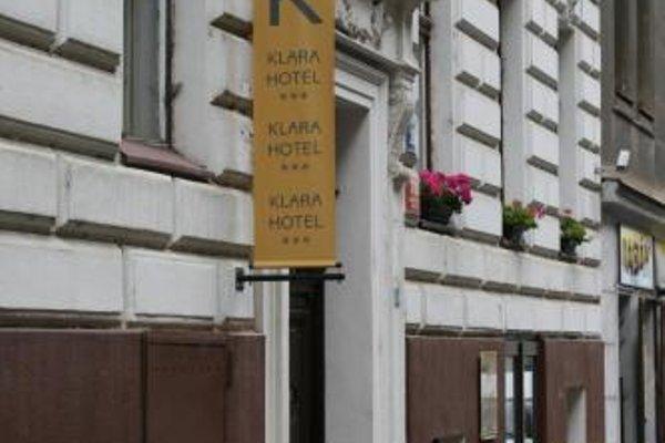Hotel Klara - фото 22