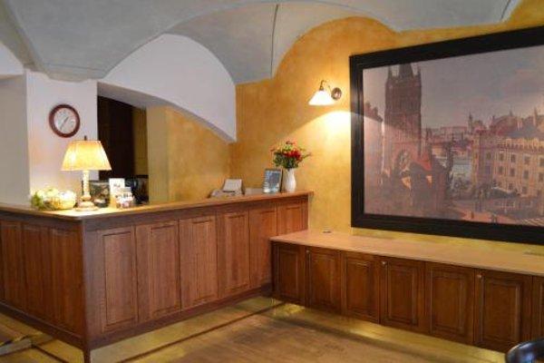 U Cervene zidle - Red Chair Hotel - фото 16