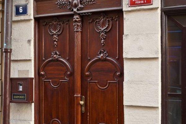 Emporio Prague Apartments - фото 19
