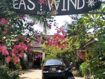 Guesthouse Eastwind Surf Camp