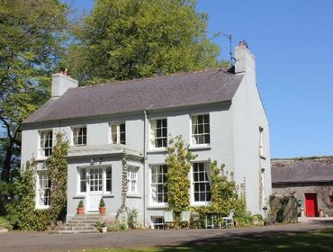 Guesthouse Dromore House Historic Country house