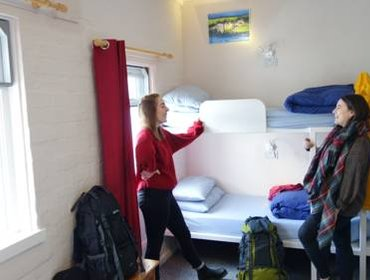 Хостел The Lochside Hostel