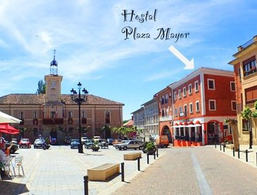 Гестхаус Hostal Plaza Mayor