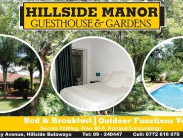 Guesthouse Hillside Manor