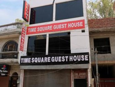 Гестхаус Time Square Guest House
