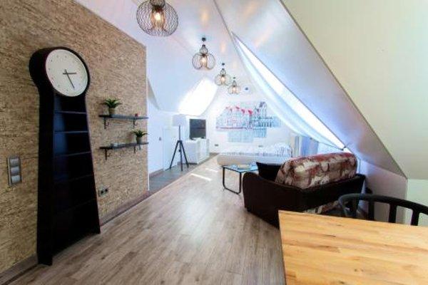 Апартаменты «На Динамо, 1А» - фото 11