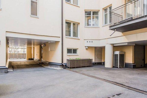 Helsinki South Central Apartment Lonnrot - фото 10