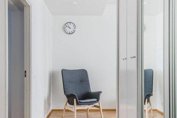 Helsinki South Central Apartment Lonnrot - фото 15