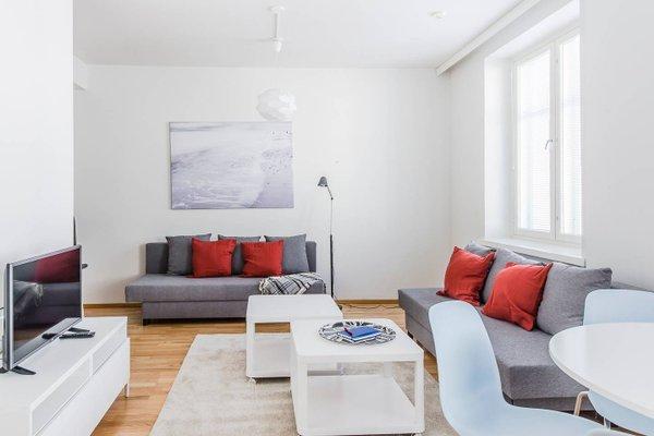 Helsinki South Central Apartment Lonnrot - фото 4