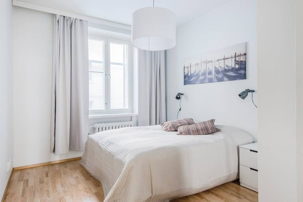 Helsinki South Central Apartment Lonnrot - фото 5