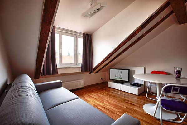 Vysehrad Castle Suite - фото 7