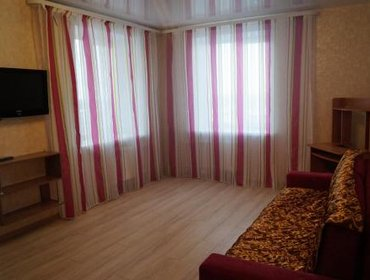 Апартаменты Pretty Apartment on Vokzalnaya 51A7